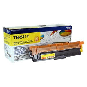 Original Yellow Brother TN241 Toner Cartridge (TN-241Y) - Ecomelani