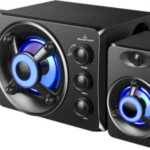 Crystal Sound Speakers 841 Black - Ecomelani