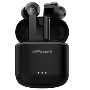 HiFuture Fly Buds Bluetooth Handsfree Black - Ecomelani