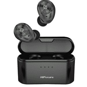 HiFuture TidyBuds Pro Bluetooth Handsfree Black - Ecomelani