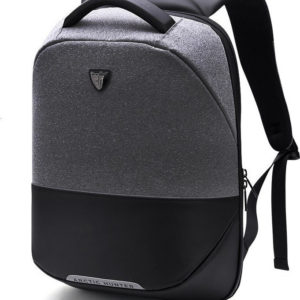 Arctic Hunter B00216-DG Backpack Black 15.6