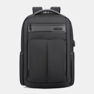 Arctic Hunter B00121C Backpack Black 15.6